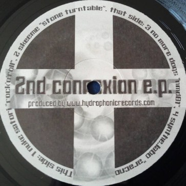 Various - 2nd Connexion E.P. - Hydrophonic Records - CNX 02