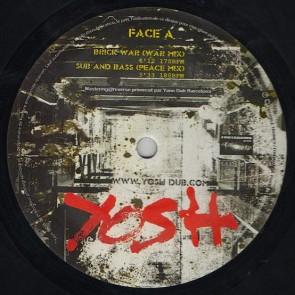 Yosh - Brick War / Sub & Bass / Jump The Bass - Foutadawa - FOUTA08