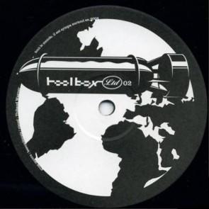 Noisebrothel / A:pod - Toolbox Ltd 02 - Toolbox Records - Toolboxltd02