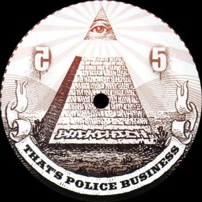 Tetsuo - That's Police Business / Break The Peace - Backchich - Backchich 05