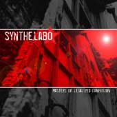 """HYDROPHONIC 03 - synthe.labo """"masters of legalized confusion"""" (giugno 2003) - 12"""""""