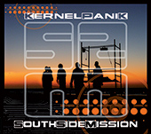 "HYDROPHONIC BOX KK - kernel panik ""southside mission"" - dvd + cd + booklet (maggio 2013)"