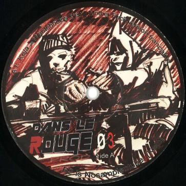 Keja & K-Plan - Dans Le Rouge 03 - Dans Le Rouge Production - DLR 03