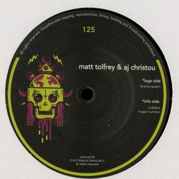 Matt Tolfrey & Aj Christou - Drama Queen - Material Series - material125