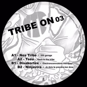 Various - Tribe On 03 - Mang'ton Cerveau - Tribe On 03