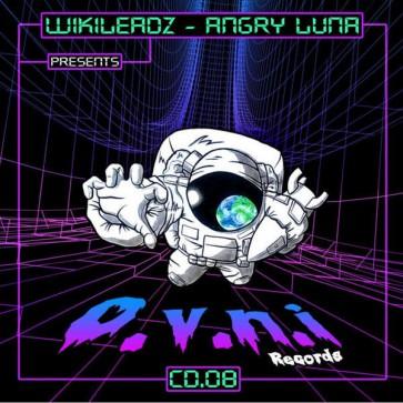 Wikileadz - Angry Luna - O.V.N.I. 08 - O.V.N.I Records - OVNI08
