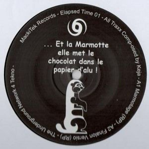 Keja - Elapsed Time 01 - Mackitek Records - ELAPSED TIME 01