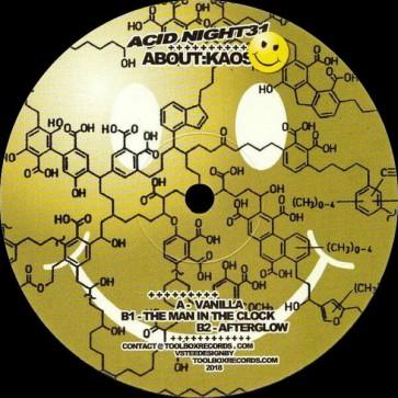 about:kaos - Aboutkaos EP - Acid Night - ACID NIGHT31