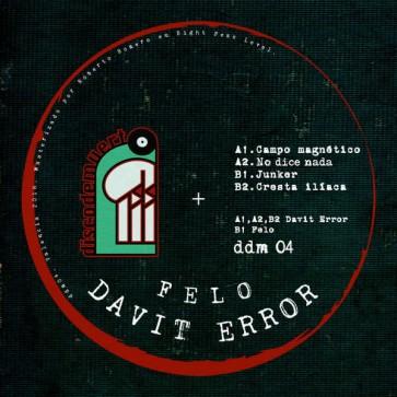 Davit Error - ddm04 - Discodemuerto - ddm04