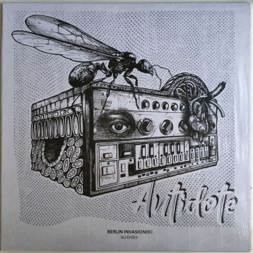 Various - Antidote - Berlin Invasion - Blnv003