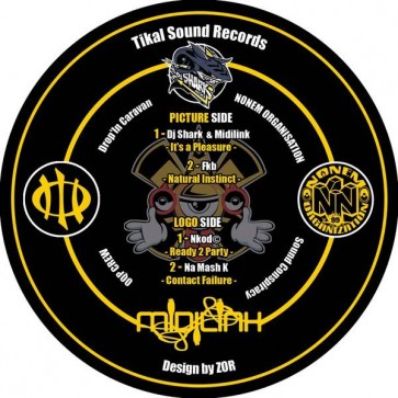 Various - Tekno Section 02 - Tikal Sound Records - Tekno Section 02