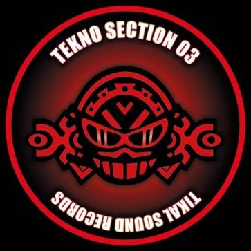 Various - Tekno Section 03 - Tikal Sound Records - Tekno Section 03
