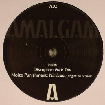 Various - Amalgam - Seven Samurai Records - 7s02