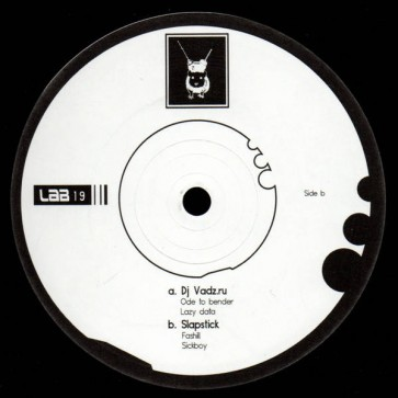 Vadz - Slapstick - Untitled - LaBrat Audiochemicals - 19