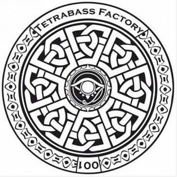 Various - Tetrabass Factory 01 - Tikal Sound Records - Tetrabass Factory 01