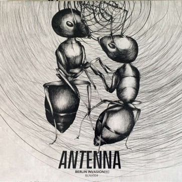 Various - Antenna - Berlin Invasion - Blnv004