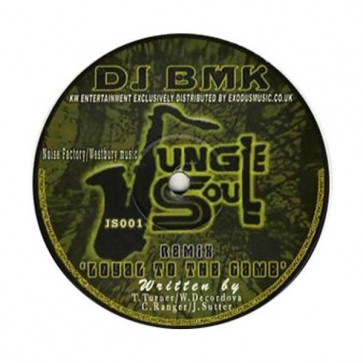 DJ BMK / DJ Ricochet UK - Loyal To The Game Remix / Secrets - Jungle Soul - JS 001