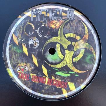 Various - Mystikal 01 - Tikal Sound Records - Mystikal 01