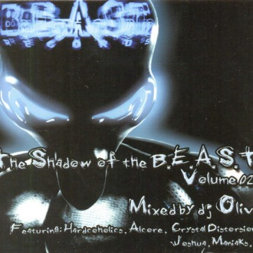 DJ Olive - The Shadow Of The B.E.A.S.T. Volume 02 - B.E.A.S.T. Records - BeastCD02