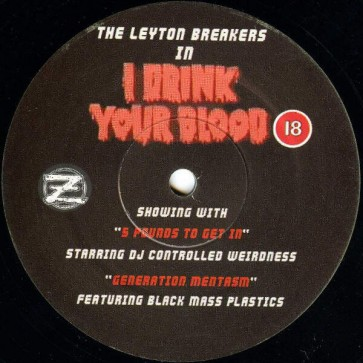 The Leyton Breakers - I Drink Your Blood - Still Raven - still raven 02