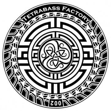 Various - TetraBass Factory 02 - Tikal Sound Records - Tetrabass Factory 02