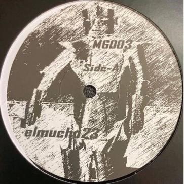 elmucho23 , Unusual Therapy - Untitled - MG Recs - MG003