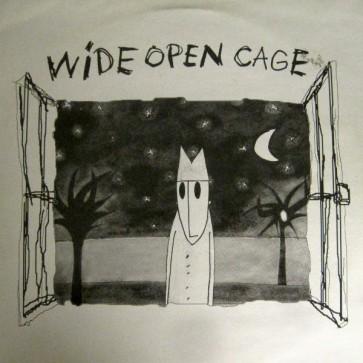 Wide Open Cage - Roaming Through Grande Garabagne EP - Expressillon - EXPR 55