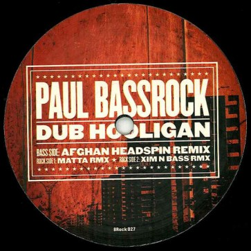 Bassrock - Dub Hooligan - Bassrock Records - BRock027