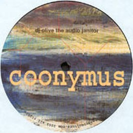 DJ Olive - Coonymus EP - theAgriculture - AG020