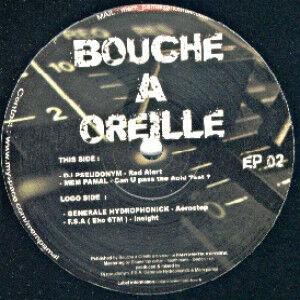 Various - Bouche A Oreille EP 02 - Bouche A Oreille - BAOEP02