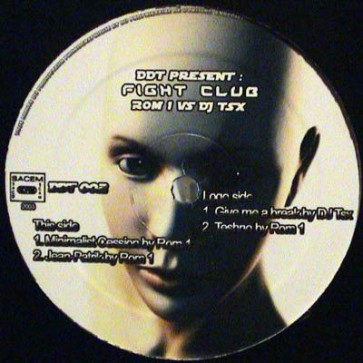 Rom1 vs. DJ TSX - Fight Club - DDT ( Descente De Trip ) - DDT 002
