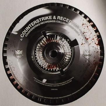 Various - Collaboration Part 3 - Counterstrike Recordings - CSRECS003