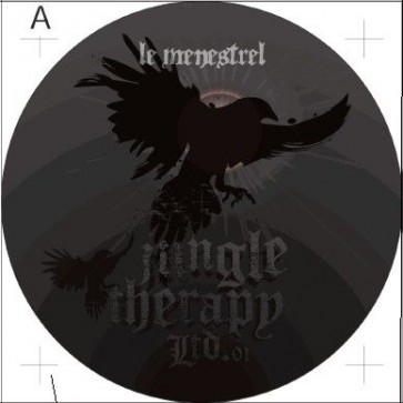 Le Menestrel - Mesmerizing ( Animal Magnetism ) / Midnight Sun - Jungle Therapy - Jungle Therapy Ltd 01