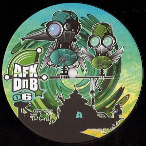 Wobble T - Never Ever / Physical Reality - Astrofonik Drum n' Bass - AFK DnB 06