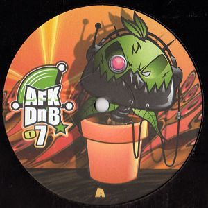 Emakha / Obadiahweh - Untitled - Astrofonik Drum n' Bass - AFK DnB 07