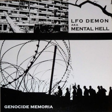 LFO Demon Aka Mental Hell - Genocide Memoria - Sprengstoff Recordings - sprengstoff#08