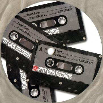 Stak Etop - Poor Klones / Ran Doser 01 - P'tit Gris Records - P'TIT GRIS 07
