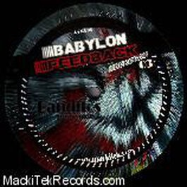 Various - Babylon Feedback 03 - Mackitek Records - Babylon Feedback 03