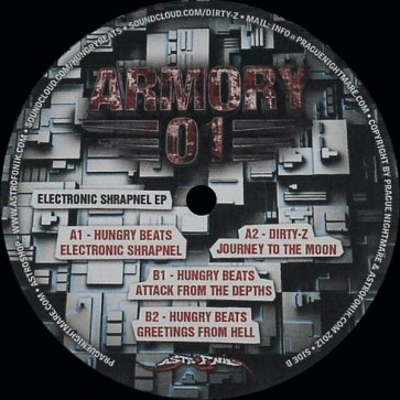 Hungry Beats / Dirty-Z - Armory 01 - Armory - Armory 01