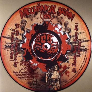 Infernal Noise / Grr / DJ Hektek - Mechanical Brain Vs Cheeze Graterz - Mechanical Brain - MCB GRATERZ SP 666, Cheeze Graterz - MCB GRATERZ SP 666