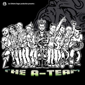 Various - The A-Team - Abralcore - ABRALCORE 010