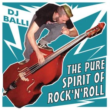 Various - The Pure Spirit Of Rock'n'Roll - + Belligeranza - + BELLIGERANZA cd03