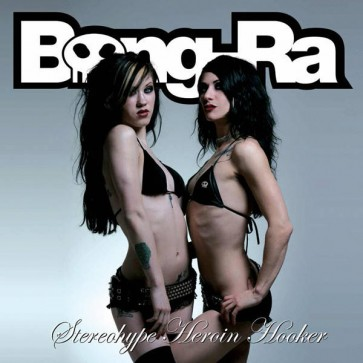 Bong-Ra - Stereohype Heroin Hooker - Ad Noiseam - ADN64