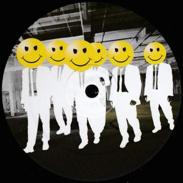 Brandon Spivey & Richie Anderson - New Offensive EP - Acid Night - ACID NIGHT21