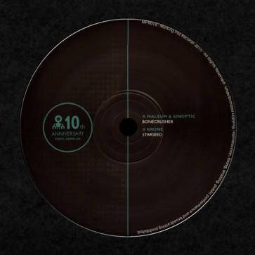 Malsum , Sinoptic , kRoNe - Bonecrusher/Starseed - Melting Pot - MPR 018