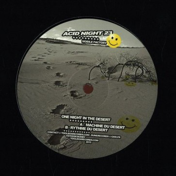 Mobile Factory - One Night In The Desert - Acid Night - ACID NIGHT23