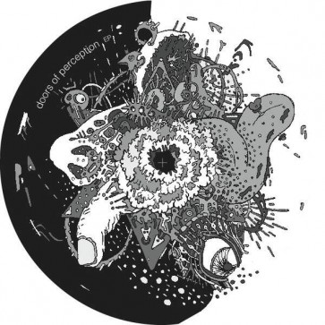 Various - Doors Of Perception EP  - Yaya 23 Records - YAYA 008