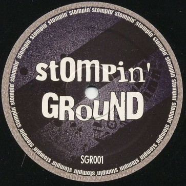 Draft Punk - Bad Day E.P. - Stompin' Ground Records - SGR 001