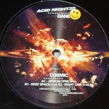 Dane - Cosmic - Acid Night - ACID NIGHT25