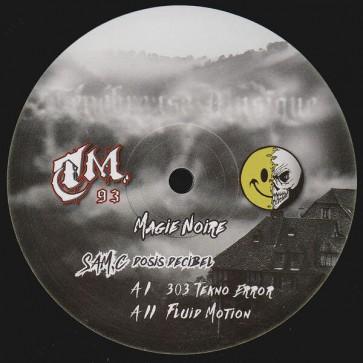 Sam-C - Magie Noire - Ténébreuse Musique - TM 93